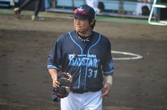 DSC_0843 (mechiko) Tags: 横浜ベイスターズ 吉村裕基 120212 横浜denaベイスターズ 2012春季キャンプ