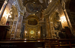 "Santa Maria della Vittoria • <a style=""font-size:0.8em;"" href=""http://www.flickr.com/photos/89679026@N00/6901974739/"" target=""_blank"">View on Flickr</a>"