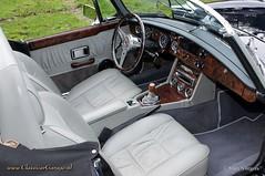 1972 MG MGB V8 roadster (custom built) interior (ClassicarGarage / Marc Vorgers) Tags: blue leather dark grey gris blauw interior interieur sony gray grau mg marc blau custom 1972 39 v8 built smiths leder slt dunkel litre donker mgb roadster cuir veglia a55 minilite vorgers classicargarage sal1650ssm