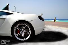 Mclaren MP4-12C rim rims (@GLTSA Over a million views) Tags: auto white cars car canon photography photo nikon exterior image photos interior images mclaren saudi autos jeddah rim rims saudiarabia iphone mp412c