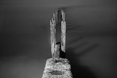 Groyne (infrared) (mussy5) Tags: longexposure sea kent infrared groyne minnisbay canonef50mmf14usm canon550d smusgrove2012