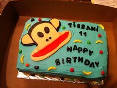 Paul Frank cake by Vicki H