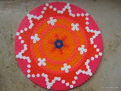 Hama Circle (petuniad) Tags: beads hama perler prlplattor hamabeads perlerbeads strijkkralen bgelperlen buegelperlen