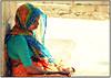 Aaj Ki Mira Bai.. (yogeshvhora) Tags: india tourism dedication alone fort adventure devotion krishna rajasthan chittaurgarh chittorgarh engrossed mirabai rajput lordkrishna chittor bhajans incredibleindia indiantourism rajputs meerabai meeratemple miratemple