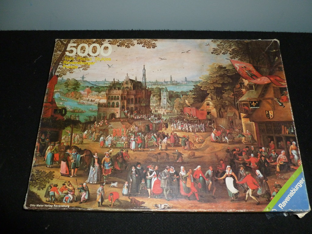 The world 39 s best photos of 5000 and piece flickr hive mind for Custom 5000 piece puzzle