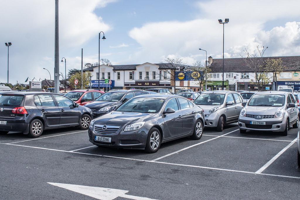 Stillorgan Shopping Centre - South Dublin (Ireland)