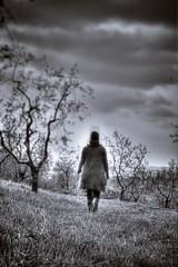 sheWalksStepThree (niK10d) Tags: she david walking walks away thoughts craig ghosts soundtrack 31mm pentaxk10d bestcapturesaoi