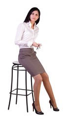 Young businesswoman (sovlanik) Tags: female woman person white businesswoman isolated adult young beautiful glasses portrait worker businessperson executive attractive corporate one looking manager only women businesspeople brunette pretty girl intelligent secretary face hair job receptionist alone shirt expression caucasian look attitude serious intellectual think speaker negotiation report reporter dialogue