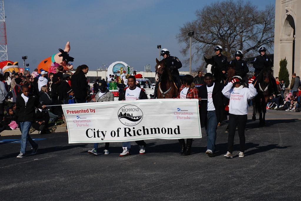 dominion christmas parade 2011 city of richmond dominion christmas parade tags events - Dominion Christmas Parade
