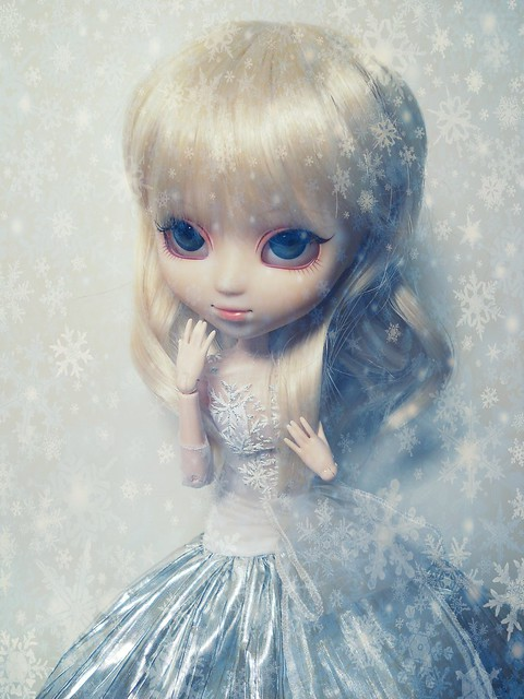 [TAG] Scarlett * Tiphona - Snow princess ♥