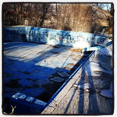 Mt. Spaa abandon pool