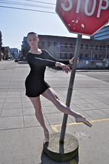 Dancing Through the City (Stephanie Guenther.) Tags: ballet girl portland nw dancer pdx pearl