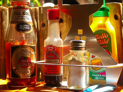 Sauces by aatishr.com, on Flickr