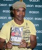 Boxing legend, Sugar Ray Leonard signs copies of his autobiography 'The Big Fight' at Easons bookstore Dublin, Ireland