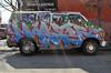 (Laser Burners) Tags: nyc brooklyn graffiti tags master williamsburg van rk citynoise nwyorkcity imok
