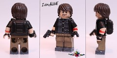 I AM ALIVE (Explore'd) (.mclovin.) Tags: pc am lego xbox alive minifig i