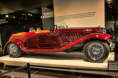1932 Lancia Dilambda Tourer (dmentd) Tags: 1932 lancia tourer petersenautomotivemuseum dilambda