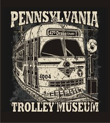 "Pennsylvania Trolley Museum - Washington, PA • <a style=""font-size:0.8em;"" href=""http://www.flickr.com/photos/39998102@N07/7142370755/"" target=""_blank"">View on Flickr</a>"