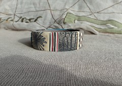 14.33 (Fimozyna) Tags: beads handmade jewelry bijoux polymerclay fimo clay bracelet polymer