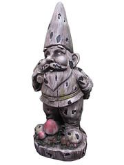 20inch Gray Garden Gnome (JamesHou0411) Tags: buddha gardengnome gardenstatuary