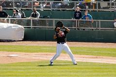 Kelly Reels in a Popup 005 (mwlguide) Tags: nikon baseball michigan may lansing leagues d300 2016 midwestleague cedarrapidskernels lansinglugnuts 3121 nikond300 20160503kernelslugnutsd300raw6143121