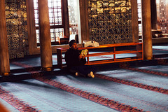 dua etmek (bmakaraci) Tags: man turkey prayer istanbul f18 quran ef50mm 1100d canon1100 canon110d burakmakaraci