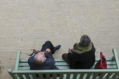 Pausa  Reto El Instante (Micheo) Tags: bench banco aixenprovence elblogdelfotografo retoelinstante