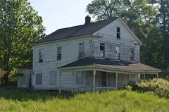 Thompson House (rchrdcnnnghm) Tags: house abandoned farmhouse sullivancountyny thompsonny oncewashome