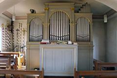 St. Maria Magdalena, Althausen, Orgel (palladio1580) Tags: bayern kirche organ organo franken orgel orgue unterfranken althausen landkreisrhngrabfeld