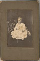 Horace O'Kelley - infant - no date (Valrico Runner) Tags: david ga georgia bullock meadow burroughs simmons griffith mercier danielsville okelley