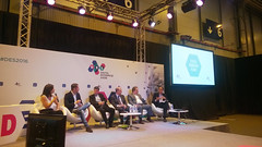 """""""Marketing Interaction in the #CrossChannel"""" at #DES2016"""