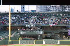 Bernie Again (9 of 13) (evan.chakroff) Tags: seattle field washington election unitedstates baseball stadium political politics rally crowd presidential safeco candidate safecofield bernie primary sanders march25th 2016 berniesanders primaryseason feelthebern
