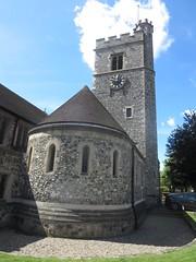 Church of St Peter and St Paul, Bromley (John Steedman) Tags: uk greatbritain england london unitedkingdom grossbritannien     grandebretagne