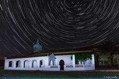 Ermita Aroche (Fede_Castilla) Tags: espaa nocturnas ermita aroche eos1100d fedecastilla