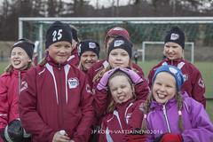 1604_FOOTBALL-123 (JP Korpi-Vartiainen) Tags: game girl sport finland football spring soccer hobby teenager april kuopio peli kevt jalkapallo tytt urheilu huhtikuu nuoret harjoitus pelata juniori nuori teini nuoriso pohjoissavo jalkapalloilija nappulajalkapalloilija younghararstus