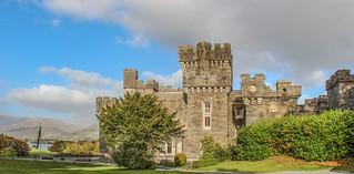 Wray Castle Cumbria National Trust