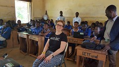 Hands-On Computer Project, Ghana