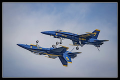 Insane Stunt...{Explored} (DTT67) Tags: blue canon jets navy maryland airshow angels planes annapolis blueangels navalacademy 100400mkii 1dxmkii