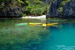 (Valerio Soncini) Tags: sea seascape green island small philippines lagoon ph hopping elnido philippinen miniloc sooc pilippinen mimaropa