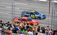 King's of the Sport (Connor Frasier) Tags: nascar dalejr poconoraceway jimmiejohnson