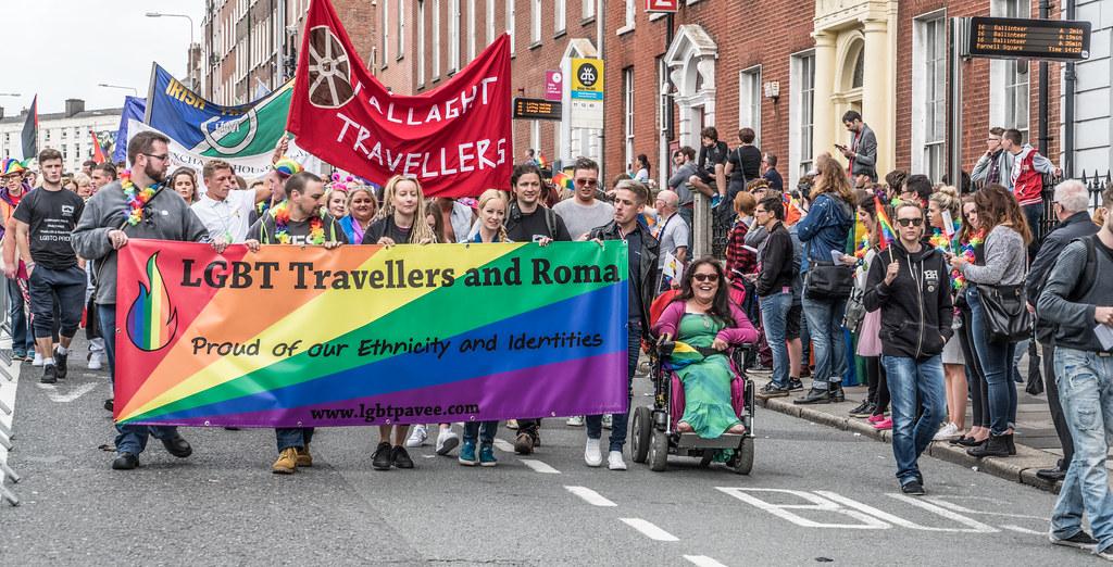 PRIDE PARADE AND FESTIVAL [DUBLIN 2016]-118133
