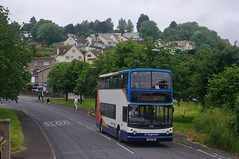Vintage Tridents Bow Out in Devon (Better Living Through Chemistry37) Tags: buses transport vehicles transportation vehicle alexander dennis stagecoach torbay goodrington dennistrident 17038 alx400 stagecoachdevon busesuk s838bwc stagecoachsouthwest busessouthwest yellowshuttle torbayairshow goodringtonroad