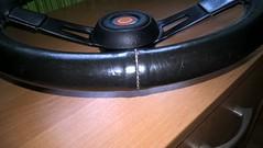 WP_20160621_19_01_11_Pro (screendorifto) Tags: italy wheel sport fiat polish oldschool montecarlo tuning steeringwheel 126p cultstyle