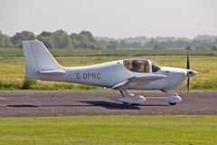 G-OPRC Europa XS M J Ashby-Arnold Sturgate Fly In 05-06-16 (PlanecrazyUK) Tags: sturgate egcs fly in 050616 lincoln aero club ltd goprc europaxs mjashbyarnold fly in