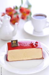pomegranate Cheese Cake [4/4] (Fahad Al-Robah) Tags: food cake cheese candy pomegranate announcement