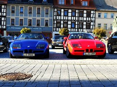 pure blue @ top red (Transaxle (alias Toprope)) Tags: auto blue classic cars beautiful beauty car vintage germany nikon classiccar vintagecar europe european power antique alpina engineering voiture leipzig historic german coche soul carros bmw carro oldtimer 1991 bella autos 1980s z1 macchina 1990s classiccars coches voitures toprope vecchio youngtimer macchine  autostoriche roadtour rle3566