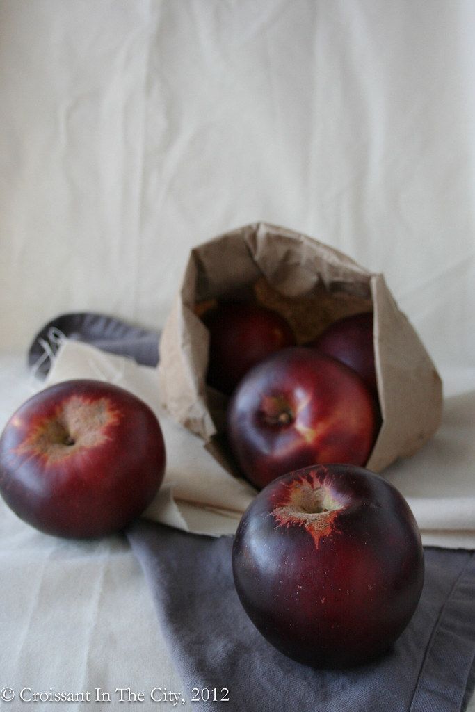 Black Arkansas Apples