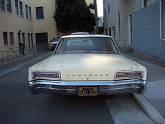 San Francisco Wish it was mine (BlackballBling) Tags: chrysler sanfransico