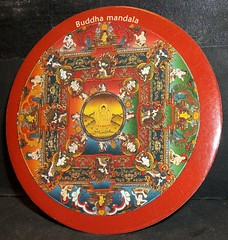 sticker (buddha mandala) (mikaplexus) Tags: red favorite art circle toy religious toys sticker circles stickers mandala collection wicked collections stick tibetan collectible collect collectibles collecting artstuff detailed slaps ireallylike stickercollection extremelydetailed buddhamandala