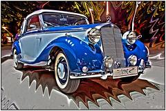 Mercedes 170S 08081004 (Klaus Kehrls) Tags: cars mercedes oldtimer autos cabrio